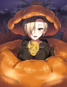 Rating: Safe Score: 35 Tags: halloween hplay shirasaka_koume the_idolm@ster the_idolm@ster_cinderella_girls User: Mr_GT