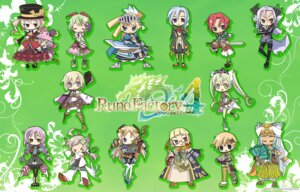 Rating: Safe Score: 5 Tags: armor chibi harvest_moon marvelous_entertainment rune_factory rune_factory_4 sword wallpaper User: fly24