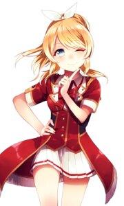 Rating: Safe Score: 49 Tags: ayase_eli haduki_mizuho love_live! uniform User: charunetra