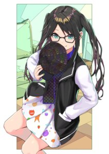 Rating: Safe Score: 29 Tags: megane merooon mitsumine_yuika the_idolm@ster the_idolm@ster_shiny_colors User: Mr_GT
