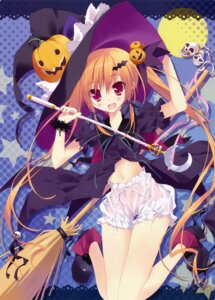 Rating: Questionable Score: 66 Tags: bloomers cameltoe dress halloween heels loli tsurusaki_takahiro witch User: Radioactive