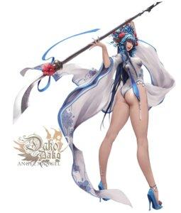 Rating: Safe Score: 3 Tags: ass dako heels leotard weapon User: BattlequeenYume