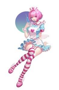 Rating: Safe Score: 18 Tags: nurse stockings tagme the_idolm@ster the_idolm@ster_cinderella_girls the_idolm@ster_cinderella_girls_starlight_stage thighhighs tt1200 yumemi_riamu User: Spidey
