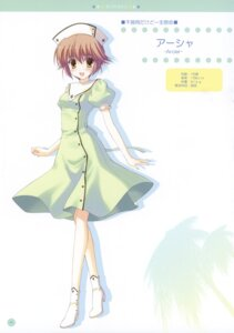 Rating: Safe Score: 9 Tags: arcier ice_&_choco nanao_naru nurse User: admin2