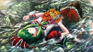 Rating: Safe Score: 15 Tags: hijiwryyyyy kagiyama_hina pantyhose touhou wallpaper wet User: Mr_GT