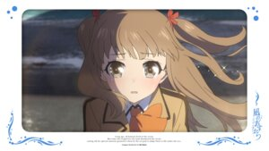 Rating: Safe Score: 14 Tags: hisanuma_sayu nagi_no_asukara seifuku User: alice4
