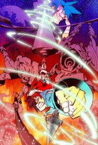 Rating: Safe Score: 9 Tags: kamina male simon sora_tokumo tengen_toppa_gurren_lagann User: charunetra
