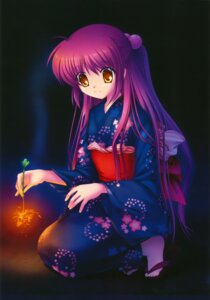 Rating: Safe Score: 21 Tags: futaki_kanata hinoue_itaru key kimono little_busters! User: Kalafina
