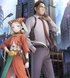 Rating: Safe Score: 12 Tags: business_suit cop_craft gun japanese_clothes range_murata sword User: saemonnokami