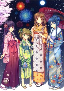 Rating: Safe Score: 75 Tags: sayori yukata User: WtfCakes
