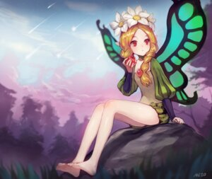 Rating: Safe Score: 43 Tags: fairy mercedes meto odin_sphere pointy_ears wings User: nphuongsun93