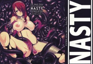 Rating: Explicit Score: 38 Tags: breasts darabuchi kirijou_mitsuru megaten nipples persona persona_3 tentacles thighhighs torn_clothes User: 绫城幻雪