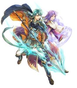 Rating: Questionable Score: 4 Tags: armor ephraim fire_emblem fire_emblem:_seima_no_kouseki fire_emblem_heroes heels lyon_(fire_emblem) nintendo weapon yamada_koutarou User: fly24