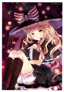 Rating: Questionable Score: 14 Tags: bloomers domotolain dress kirisame_marisa touhou witch User: Radioactive