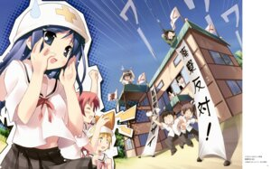 Rating: Safe Score: 14 Tags: 5_nenme_no_houkago kantoku seifuku User: Kalafina