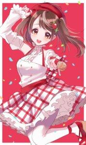 Rating: Safe Score: 22 Tags: dress inuki_matoi kagayaki_stars lolita_fashion pantyhose sinsihukunokonaka User: Mr_GT