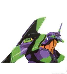 Rating: Safe Score: 8 Tags: matsubara_hidenori mecha neon_genesis_evangelion User: Radioactive