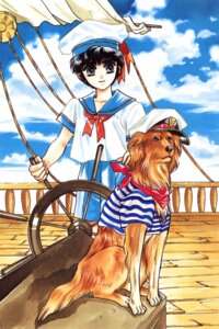 Rating: Safe Score: 1 Tags: clamp clamp_school_detectives ijuuin_akira male User: Share