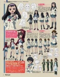 Rating: Safe Score: 4 Tags: akizuki_ritsuko amami_haruka kikuchi_makoto minase_iori seifuku the_idolm@ster xenoglossia User: admin2