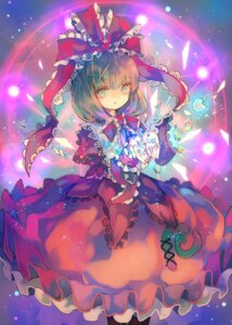 Rating: Safe Score: 12 Tags: cha_goma dress kagiyama_hina touhou User: charunetra