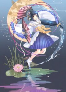 Rating: Safe Score: 42 Tags: animal_ears japanese_clothes kuon_(utawarerumono) mokona1107 utawarerumono utawarerumono_itsuwari_no_kamen User: Mr_GT