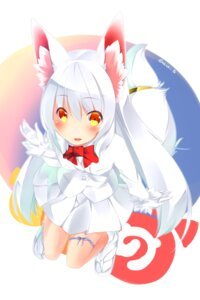 Rating: Safe Score: 19 Tags: animal_ears autumn_dawn kitsune tail User: Mr_GT
