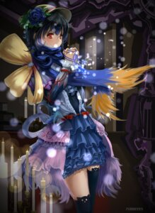 Rating: Safe Score: 28 Tags: blank_heaven dress lolita_fashion thighhighs User: LolitaJoy