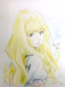 Rating: Safe Score: 7 Tags: carole_&_tuesday lolita_fashion sketch tagme tuesday_simmons watercolor User: soucchi