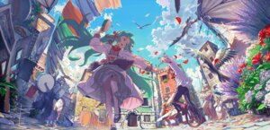 Rating: Safe Score: 24 Tags: geister hatsune_miku vocaloid User: Mr_GT
