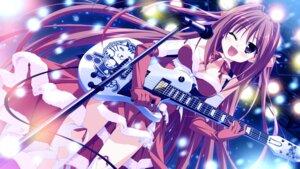 Rating: Safe Score: 19 Tags: christmas game_cg guitar hinata_mutsuki natsume_otona skyfish yotsuiro_passionato! User: WtfCakes