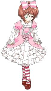 Rating: Safe Score: 11 Tags: lolita_fashion rozen_maiden souseiseki vector_trace User: bpham410
