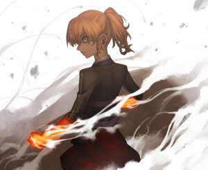 Rating: Safe Score: 21 Tags: kunieda umineko_no_naku_koro_ni ushiromiya_jessica User: 洛井夏石