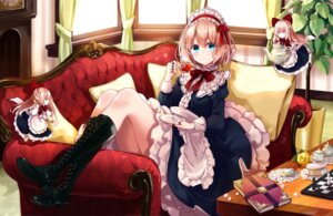 Rating: Safe Score: 28 Tags: alice_margatroid heels maid tagme touhou User: BattlequeenYume