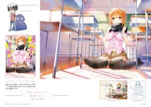 Rating: Safe Score: 14 Tags: masamune-kun_no_revenge seifuku sketch thighhighs tiv User: Twinsenzw