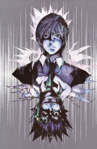 Rating: Safe Score: 4 Tags: death_note male obata_takeshi ryuk yagami_light User: Radioactive