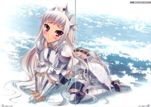 Rating: Safe Score: 20 Tags: armor fixme gap hinadamari katagiri_hinata koihime_musou thighhighs User: WtfCakes
