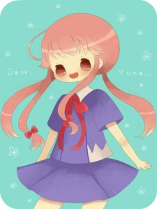 Rating: Safe Score: 5 Tags: gasai_yuno mirai_nikki roromi User: Radioactive