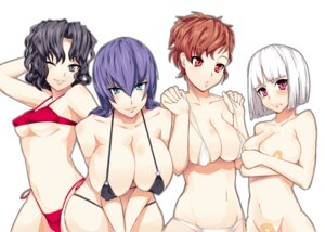 Rating: Questionable Score: 87 Tags: amagami bandaid bikini breast_hold busujima_saeko cleavage crossover erect_nipples female_protagonist_(p3) highschool_of_the_dead katanagatari maebari megaten miyamoto_issa naked pasties persona persona_3 swimsuits tanamachi_kaoru togame underboob User: MK-Scorpion