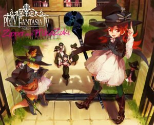 Rating: Safe Score: 8 Tags: komagarita pantyhose pixiv_fantasia witch User: Radioactive