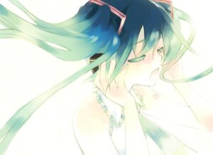 Rating: Safe Score: 6 Tags: hajida hatsune_miku vocaloid User: Radioactive