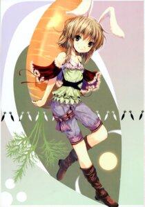 Rating: Safe Score: 7 Tags: animal_ears bunny_ears greenwood mikan yamamoto_nori User: midzki