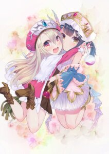 Rating: Safe Score: 22 Tags: atelier atelier_rorona atelier_totori cosplay dress fate/kaleid_liner_prisma_illya fate/stay_night heels illyasviel_von_einzbern miyu_edelfelt p_answer User: yanis