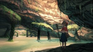 Rating: Safe Score: 42 Tags: jan_(artist) landscape User: blooregardo