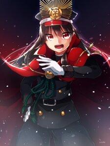 Rating: Safe Score: 19 Tags: fate/grand_order ichiren_namiro oda_nobunaga_(fate) uniform User: charunetra