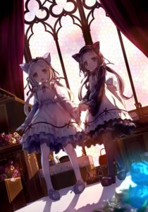 Rating: Safe Score: 42 Tags: 54hao animal_ears maid pantyhose User: Mr_GT
