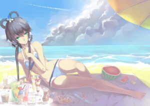 Rating: Safe Score: 20 Tags: bikini luo_tianyi madyy swimsuits vocaloid User: Radioactive