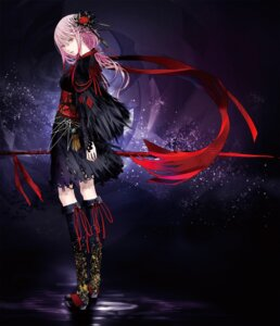 Rating: Safe Score: 59 Tags: egoist japanese_clothes redjuice torn_clothes yuzuriha_inori User: saemonnokami