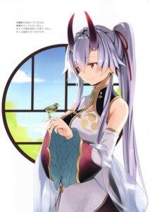 Rating: Safe Score: 7 Tags: fate/grand_order ichigosize natsume_eri tomoe_gozen_(fate/grand_order) User: kiyoe