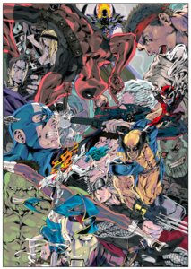 Rating: Safe Score: 34 Tags: amaterasu animal_ears armor bodysuit capcom captain_america chinadress chris_redfield chun_li cleavage crossover dante dark_stalkers deadpool devil_may_cry doctor_doom dormammu felicia gun hulk iron_man marvel marvel_vs_capcom marvel_vs_capcom_3 morrigan_aensland nekomimi nishimura_kinu ookami pantyhose resident_evil ryuu street_fighter super-skrull sword tail thighhighs thor trish viewtiful_joe viewtiful_joe_(viewtiful_joe) wolverine User: devastatorprime