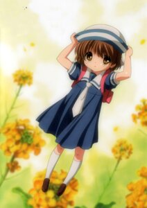 Rating: Safe Score: 14 Tags: clannad clannad_after_story okazaki_ushio seifuku User: sdlin2006
